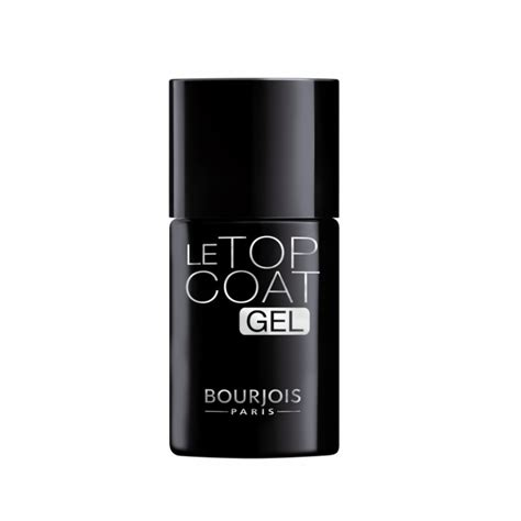 Bourjois La Laque Gel Nail bourjois la laque gel topcoat 10 ml 163 1 95