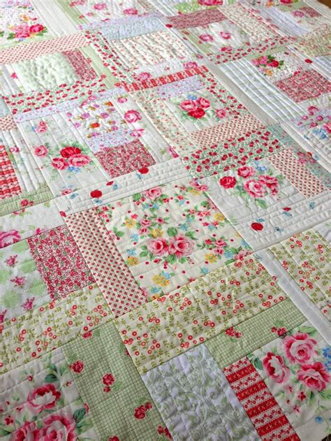 Free Patchwork Blocks - 25 best ideas about shabby chic quilts on rag