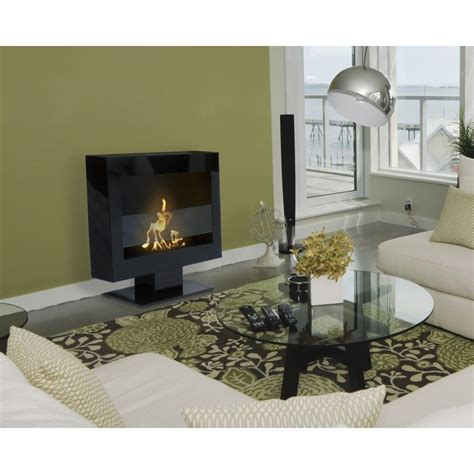 Emberglow Vent Free Fireplace by Emberglow 43 In Convertible Vent Free Dual Fuel Gas Fireplace In Cherry Vff26nlm The Home Depot