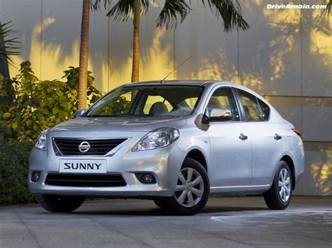 nissan sunny 2012 first drive 2012 nissan sunny in the uae drive arabia
