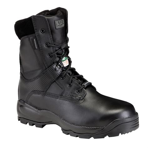 5 11 atac boots 5 11 atac 8 inch shield csa astm boot black 12026019