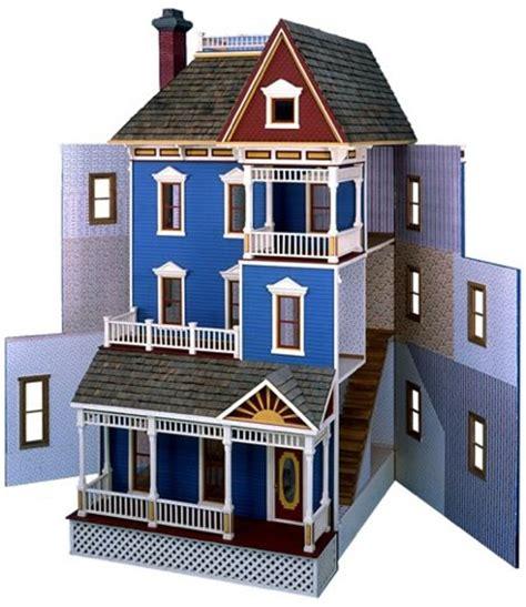 san francisco dollhouse vintage woodworking