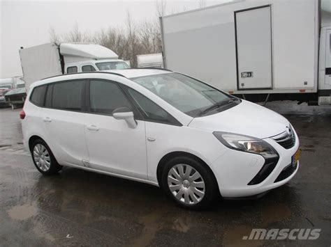 Opel Zafira by Used Opel Zafira Panel Vans Year 2013 Price 14 047 For
