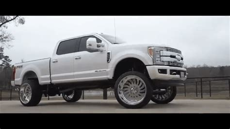 daily driver: 2017 f250 on american force wheels!