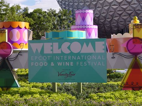 cast preview review of the 2009 epcot international food
