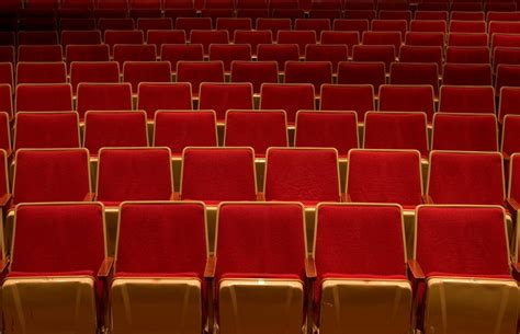 Theatre Seating by Horowitz Theatre