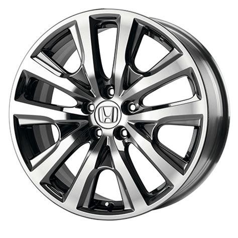 """2013 2017 honda accord 19"""" chrome look alloy wheel (each"""
