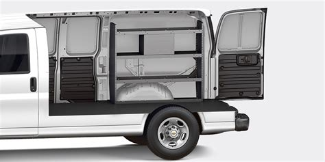 chevrolet work vans 2018 express cargo work chevrolet