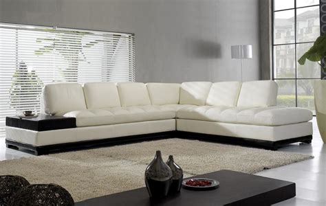 modern l shaped sectional sofa centerfieldbar