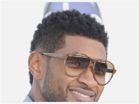 Usher Mohawk Hairstyle by 50 Burst Fade Mohawk Of Usher Black Haircuts 2017