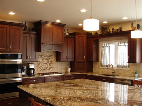 Kitchen Tile Backsplash Design by Newgate Traditional Kitchen Denver By Castle