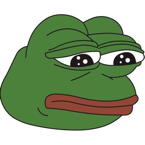 Frog Face Meme - petition pepe the frog emoji