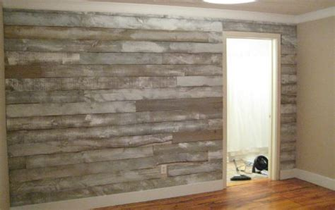 vinyl plank wood flooring   accent wall