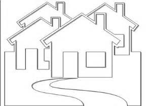 Desenho De Casas desenhos de casas para colorir e pintar desenhos de casas para colorir