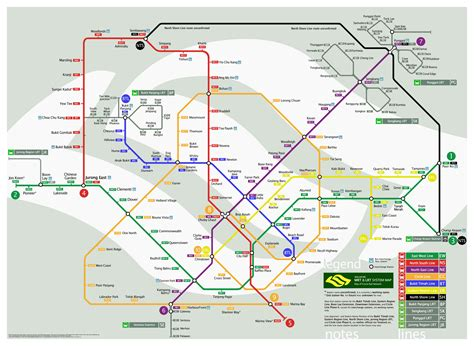 singapore mrt map singapore mrt system map looking into the future