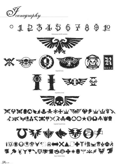 image 30878 bw icon imperial guard logo space marines wh40k
