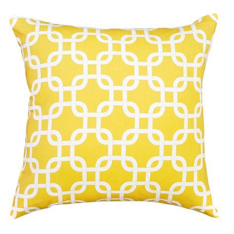 yellow cusion gotcha twill corn yellow cushion 45x45cm hupper