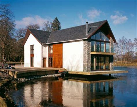 loch house  killearn housing scotlands