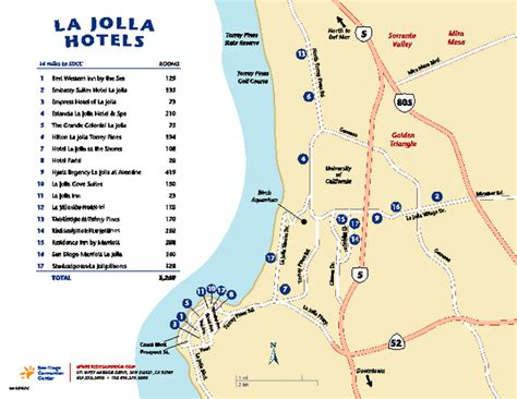 california map la jolla la jolla tourist map la jolla ca mappery