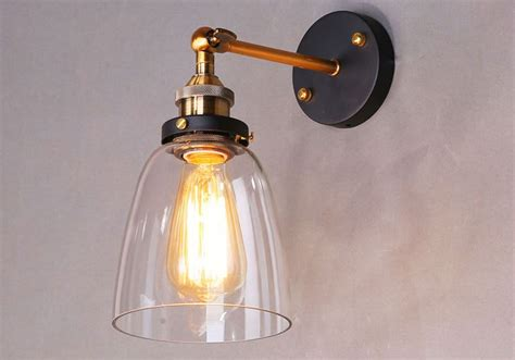 Edison Bulb Wall Sconce Edison Bulb Wall Sconce And All You Need To Great Home Decor