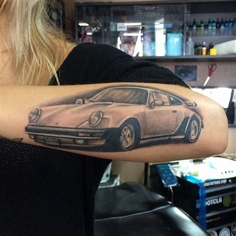 porsche tattoo designs porsche pictures to pin on tattooskid