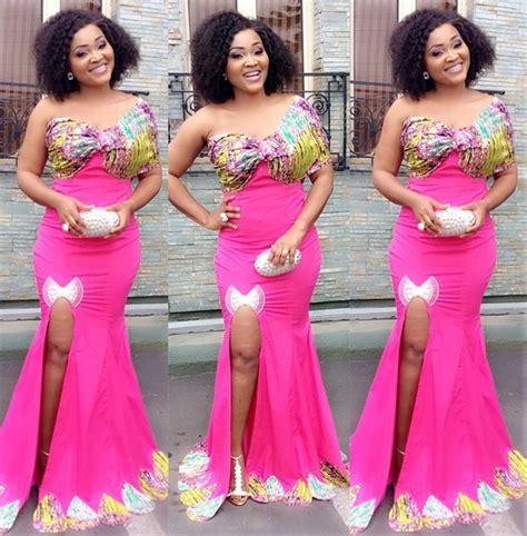 mercy aigbe with ankara styles mercy aigbe ankara and lace styles actress mercy aigbe