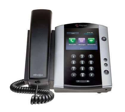 polycom vvx 501 ip phone | vonage business