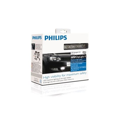 Led Drl Philips philips drl led daylight 4