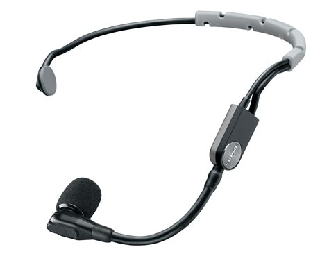 Headset Shure shure sm35 headset vocal microphone pro audio superstore