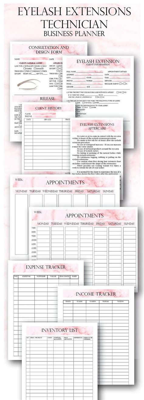 Eyelash Extensions Record Card Template by Best 25 Eyelash Extensions Salons Ideas On