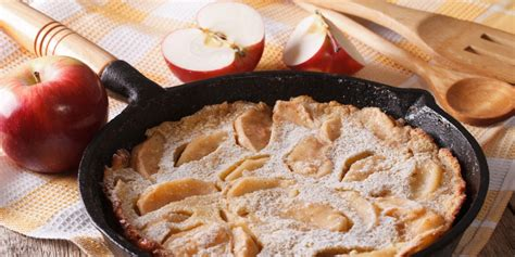 Great Pancake Puff 1 puffed apple pancake recipe epicurious