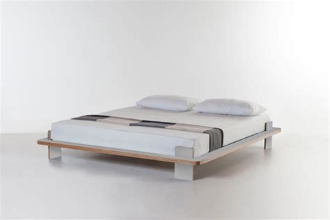 minimalist bed frame minimalist rigo letto bed frame adds an effortless