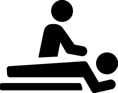 massage svg png icon