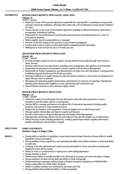 supply chain management job descriptionmple and resume procurement