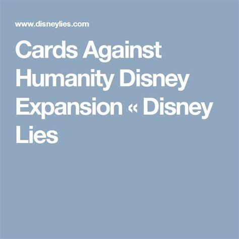 Cards Against Disney Template by Best 25 Humanized Disney Ideas On