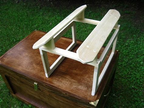 portable saddle rack for car