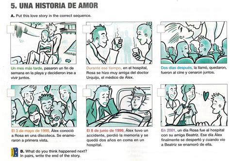 imagenes animadas de una historia de amor carolina garcia vamos let s learn spanish