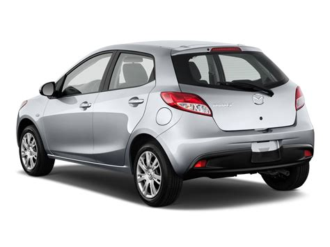 Cheap Cars With Big Value 2011 Mazda Mazda2