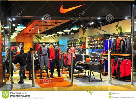 supplies outlet nike store or outlet hong kong editorial image image 28106075 stuff to buy