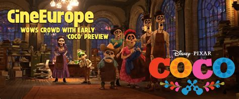film coco uk coco filmmakers present footage and share new details on