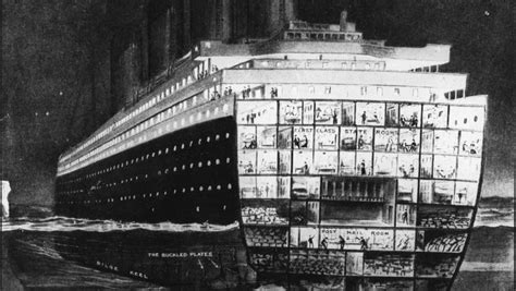 Titanic Did You Soul Project Lifestyle Inside The Titanic Ii A Replica Of The 1912 Titanic Cruise Liner That Could Set