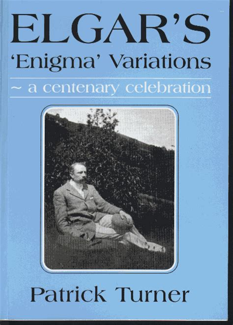 enigma variations a novel books elgar s enigma variations a new book