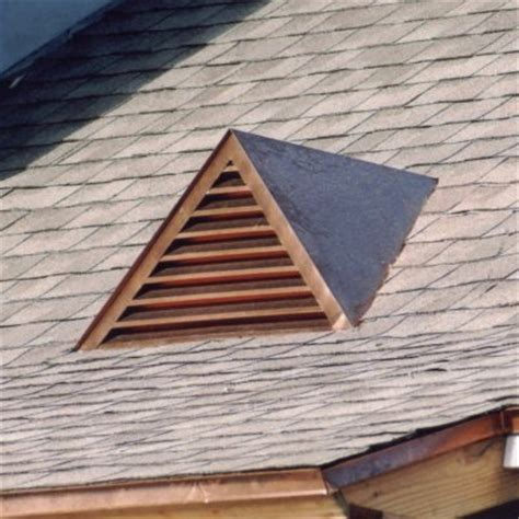 Dormer Vent Ejmcopper Custom Copper Dormer Vents Gable Vent