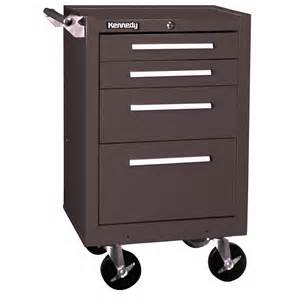 kennedy cabinet kennedy 21040b 4 drawer roller cabinet w tubular high