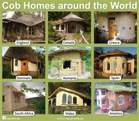 cobb house cob homes around the world