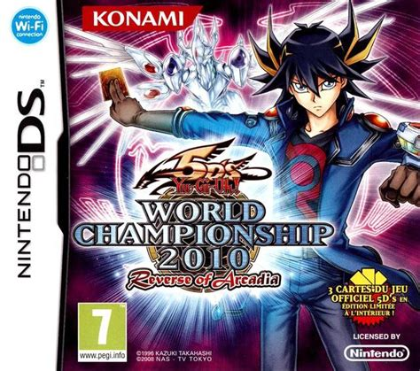 best yugioh for ds yu gi oh 5d s world chionship 2010 of arcadia