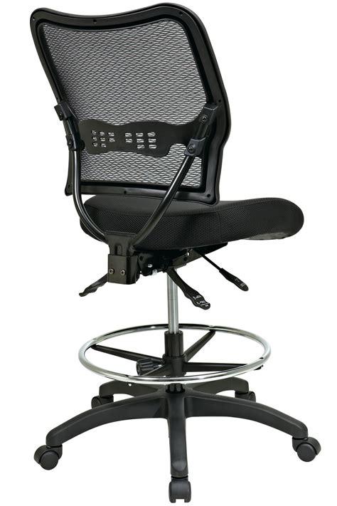 13 37n30d Office Star Space Deluxe Ergonomic Air Grid