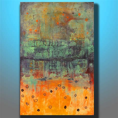acrylic paint canvas abstract abstract painting landscape painting acrylic by