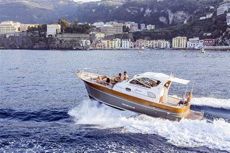 capri to amalfi coast by boat tour capri amalfi coast by gozzo boat from sorrento