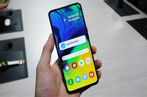 Samsung Galaxy A80 Canada by Samsung Galaxy A80 Features And Review Web Solution Winner